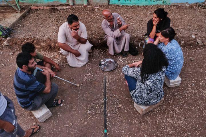 Alberto Capannini, Operazione Colomba: in Libano i profughi siriani rischiano la catastrofe