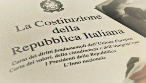 Dieci punti per un governo che riparta dalla Costituzione