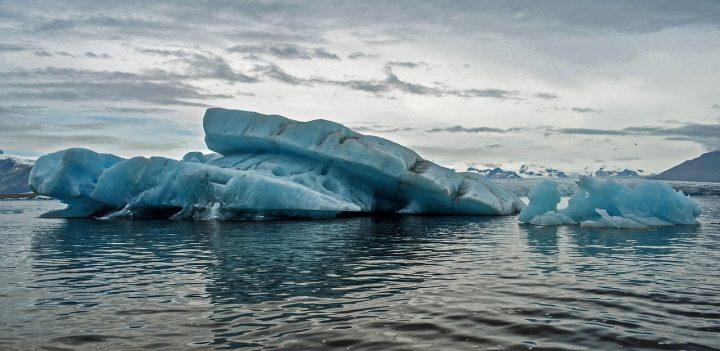 Nuestro mundo que se desvanece: glaciares