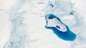 Groenlandia pierde 11000 millones de toneladas de hielo en un día