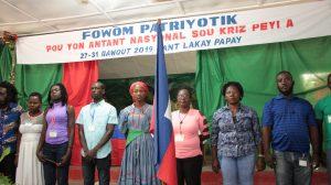 Inició sesiones el primer Foro Patriótico en Haití