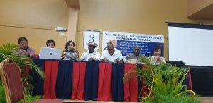 Lanzan Campaña Deuda y Reparaciones Haití y Puerto Rico en Asamblea de los Pueblos del Caribe