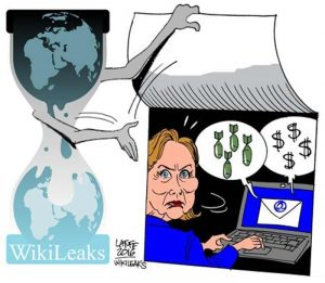 Publishing Stolen Material: WikiLeaks, the DNC and Freedom of Speech