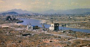 Declaración de Paz de Hiroshima en el aniversario número 74 de la bomba atómica del alcalde Kazumi Matsui