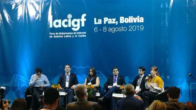 Inicia en La Paz Foro Latinoamericano de Gobernanza de Internet