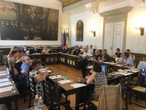 La Seconda Marcia Mondiale per la Pace e la Nonviolenza presentata in Slovenia a Pirano