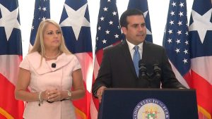 Puerto Rico Faces Succession Crisis as Disgraced Governor Resigns