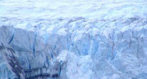 Groenlandia, tra i ghiacci la temperatura arriva a +5C°