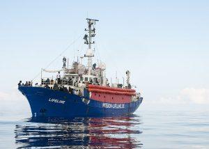 Schluss mit der Piraterie gegen Rettungsschiffe
