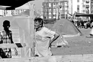 Chile. Toma Violeta Parra de Cerro Navia: Los sin techo organizan la conquista de la vivienda