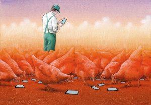 Internet: liberdade é controle