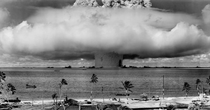Nuclear weapons and climate change