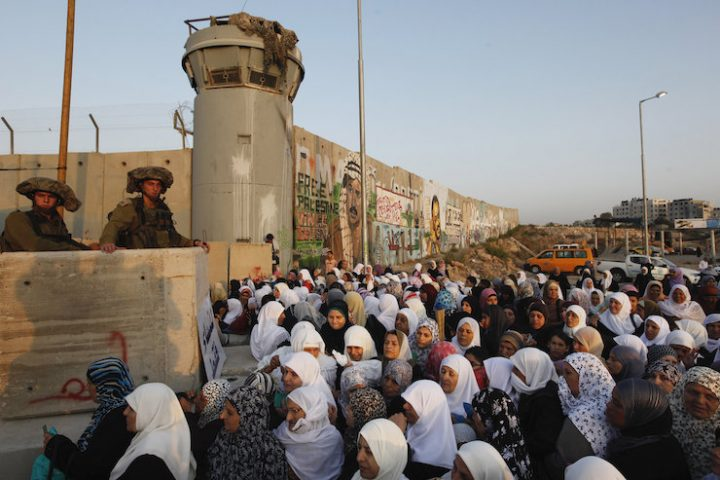 """Diciamo """"no"""" all'annessione dei territori Palestinesi occupati"""