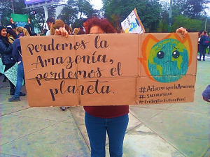 Huelga global por el clima: el reverdecer de la esperanza