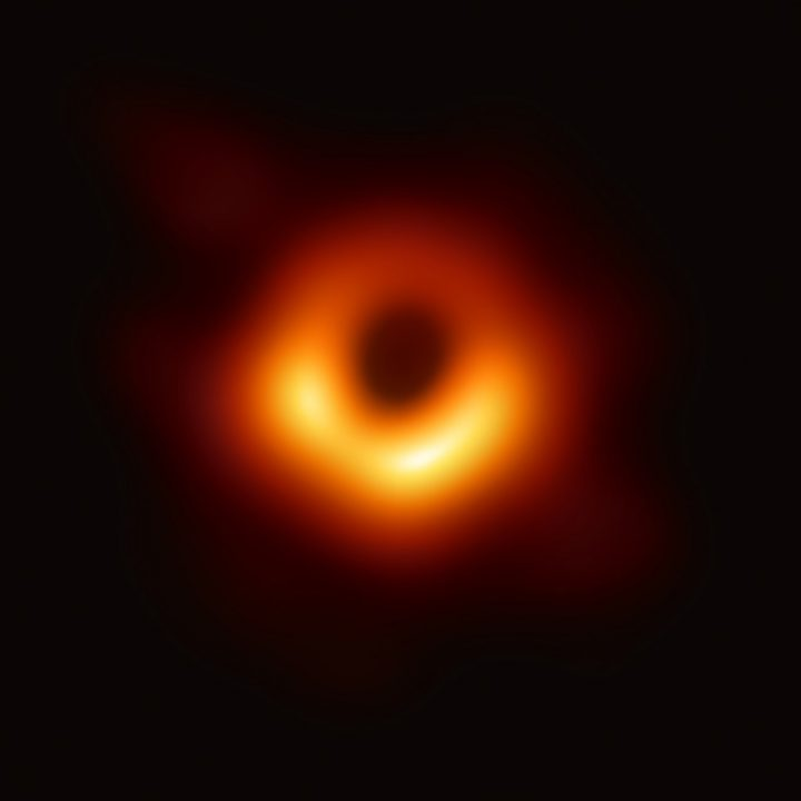 Teamwork behind first picture of black hole gets recognition