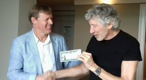Roger Waters: count the nuclear weapons money