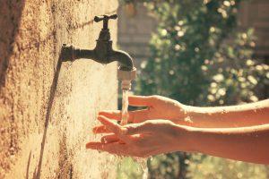 Πόσιμο νερό ή εξοπλισμοί;
