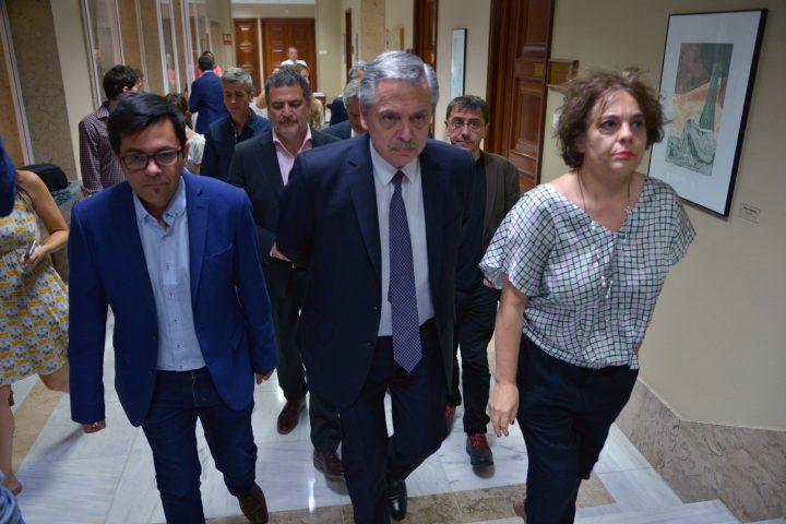 Alberto Fernandez_Congreso Diputados España_ARIEL BROCCHIERI (1)