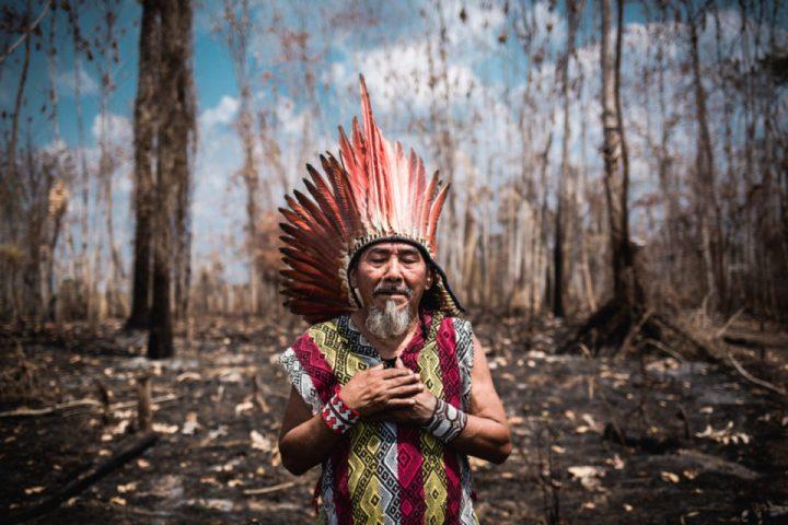 L'Amazones. Huni Kuin: la vida i el foc