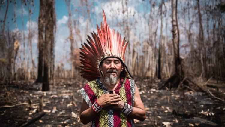 Amazonas: Huni Kuin - das Leben und das Feuer