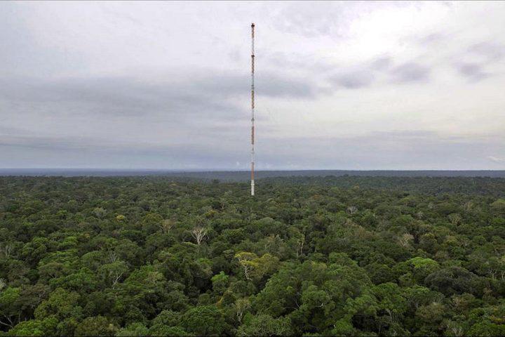 Il fiume volante dell'Amazzonia