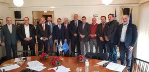 La collaborazione tra Grecia e Italia nel Mediterraneo e la valorizzazione della blue-economy
