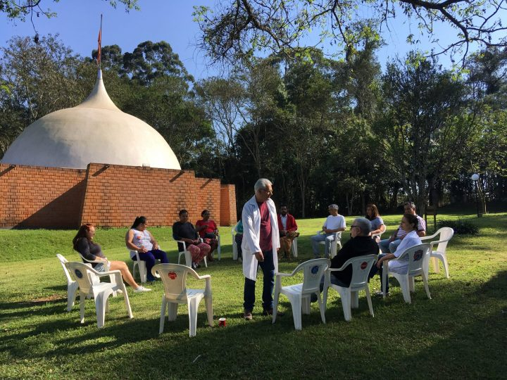 Proyecto de Salud y Bienestar en el Parque Caucaia para superar el dolor y el sufrimiento