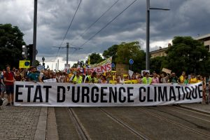 [Reportage photo] Bordeaux. Marche pour le Climat