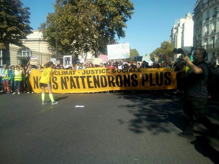 Manifestations à Paris : Climat et Acte 45 des Gilets jaunes : « Le droit de manifester en France devient… théorique »