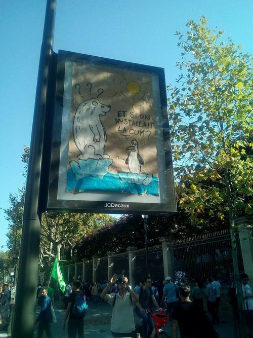 Changement-climatique,manifestation,Paris16