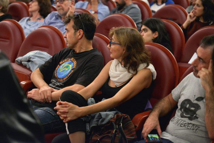 Estreno El principio del fin de las armas nucleares. Madrid. Cine Doré 23/09/2019_ARIEL BROCCHIERI