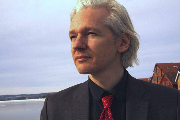 Un héroe de nuestro tiempo, Julián Assange