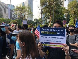 La prensa occidental representa a los hooligans de Hong Kong como héroes, pero ¿en realidad lo son?