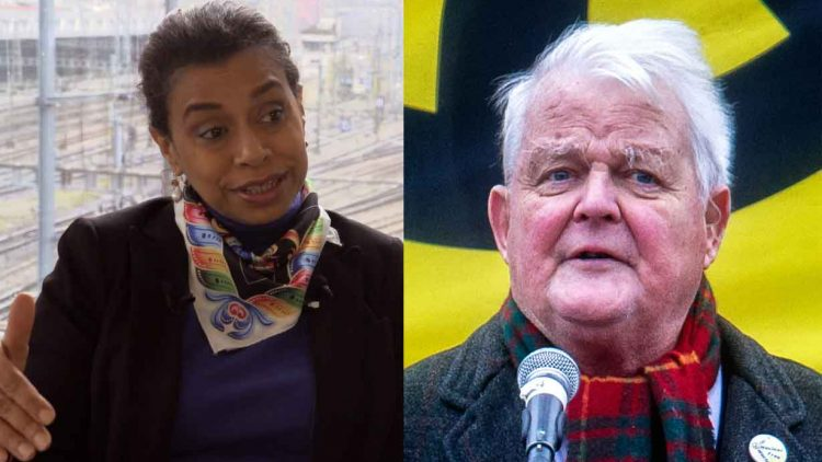 Der Seán MacBride Friedenspreis 2019 geht an Elayne Whyte Gómez und Bruce Kent