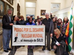 2nd March for Peace and Nonviolence in Mendoza [Argentina]