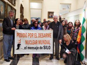 2da Marcha por la Paz y No Violencia en Mendoza
