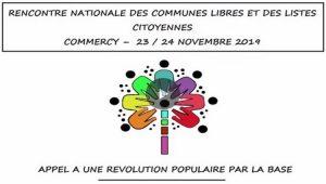 Appel à une rencontre nationale des communes libres et des listes citoyennes