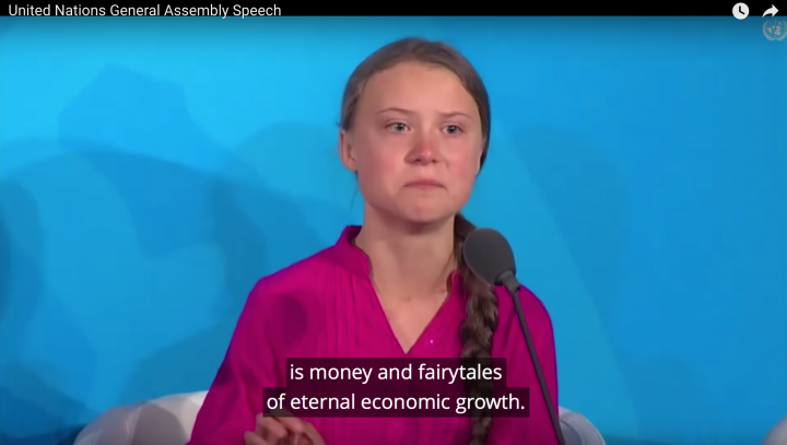 'How dare you': Greta Thunberg's powerful speech to the UN