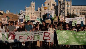 Clamor de la ciudadanía ante la emergencia climática, en España