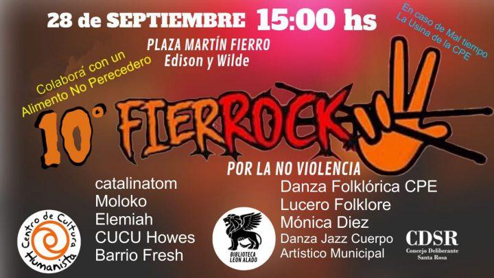 Ya está en marcha la Semana de la No Violencia en La Pampa, Argentina