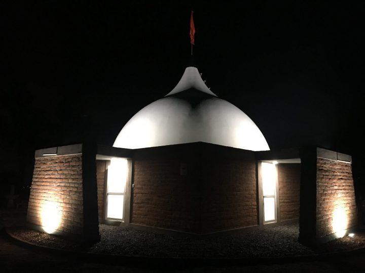 Inauguración del Parque de Estudios y Reflexión Aloasí