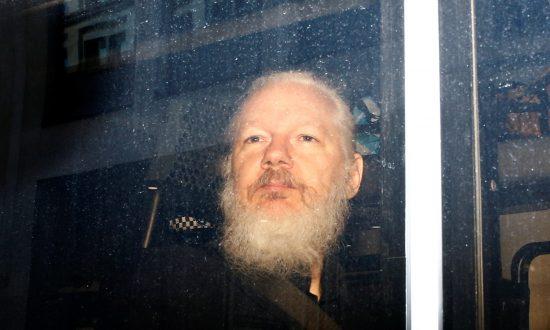 British judge jails Assange indefinitely, despite end of prison sentence