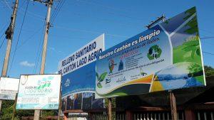 Ecuador, a Lago Agrio il riciclo ti cambia la vita