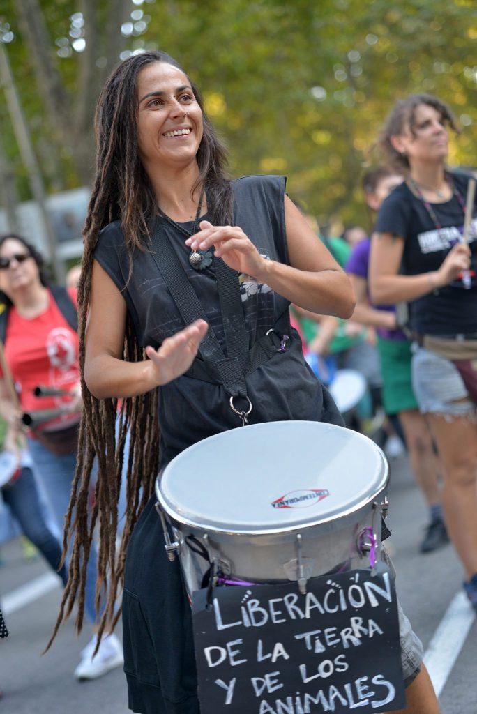 Manifestación por el clima 27032019 Madrid_ARIEL BROCCHIER (38)