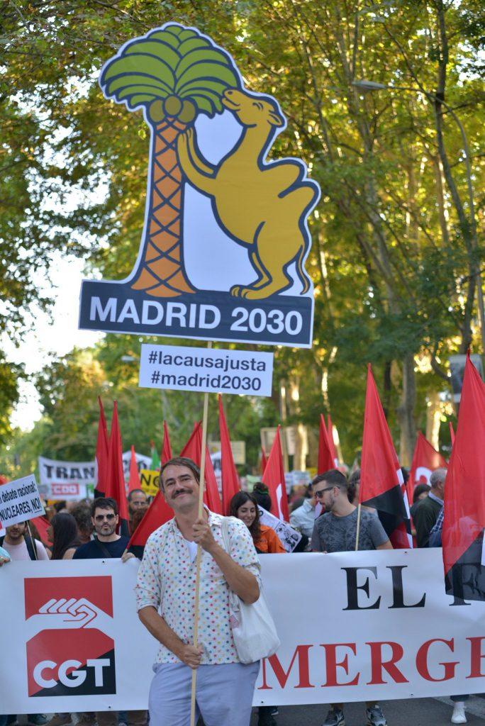 Manifestación por el clima_Madrid_27092019_ARIEL BROCCHIERI (6)