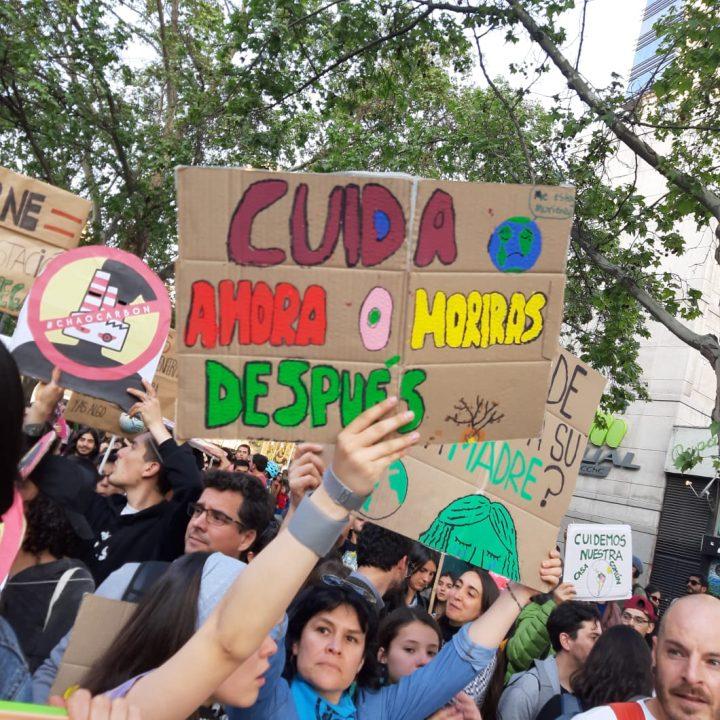 Marcha Mundial por el Planeta-fotos de Claudia Aranda-Stgo-Cchile-27-sept-2019 (5)