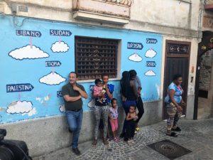 Riace, dal 6 al 9 agosto artisti calabresi dipingeranno sui muri la storia del paese