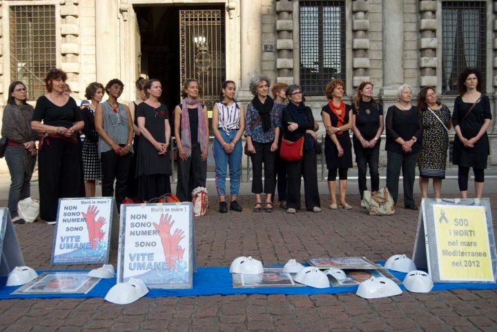 3 ottobre, Marcia dei Nuovi Desaparecidos nell'anniversario del naufragio di Lampedusa del 2013