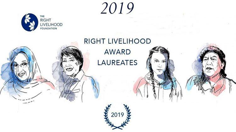Premio Nobel Alternativo 2019