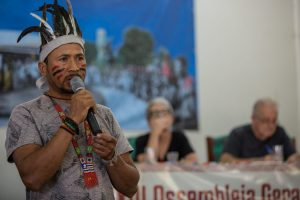 Brasil: representantes indígenas comparten experiencias de resistencia